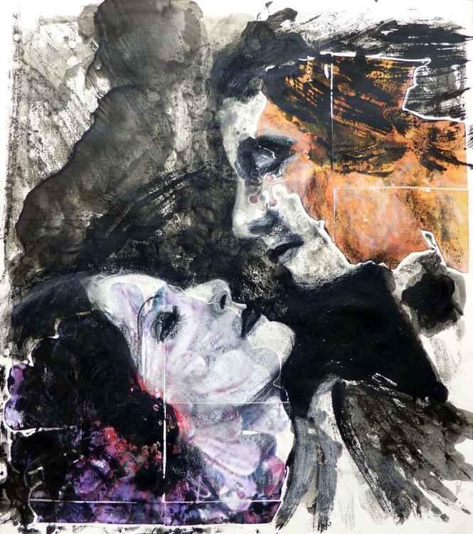"""GRETA AND MERCEDES"" / Garbo & De Acosta -"