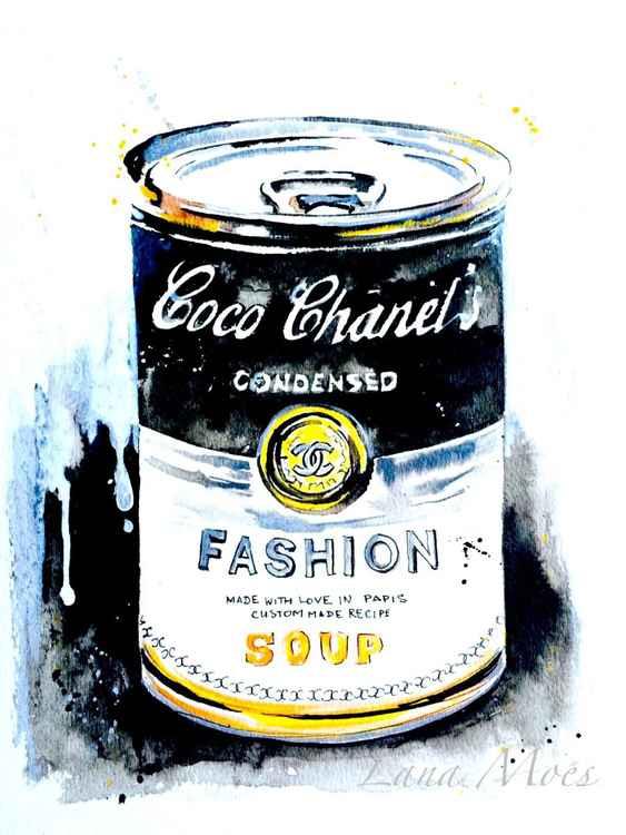 Homage to Warhol -