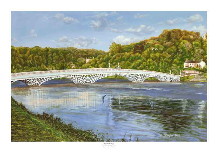 High On The Wye - Limited Edition -