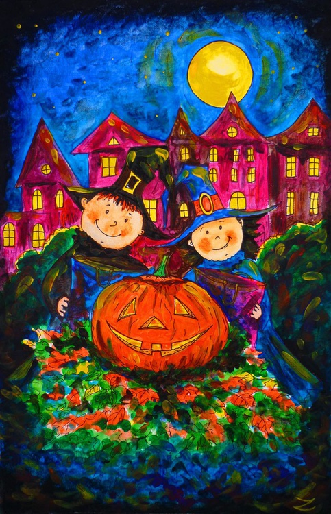 A Merry Halloween! - Image 0