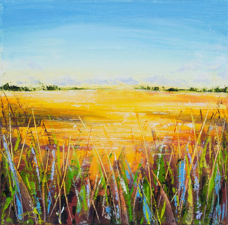 Field of Gold - Image 0