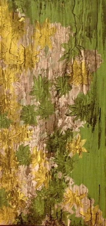 Season of flowers - Green - Image 0