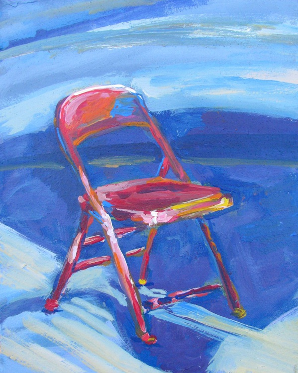 red chair - Image 0