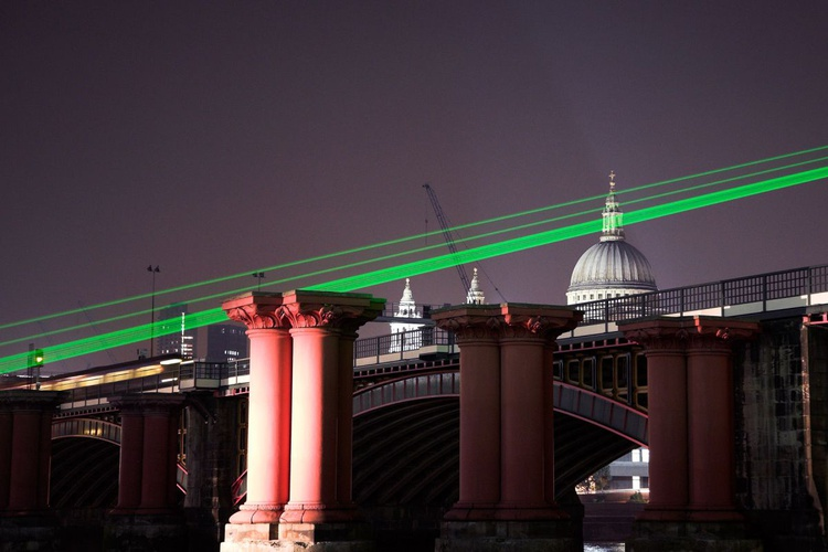 Old Blackfriars Bridge, London - Image 0