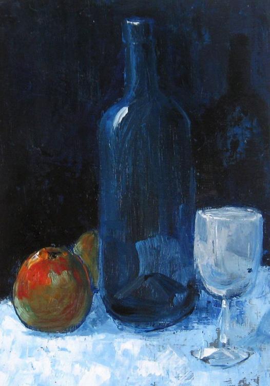 Blue Bottle - Image 0