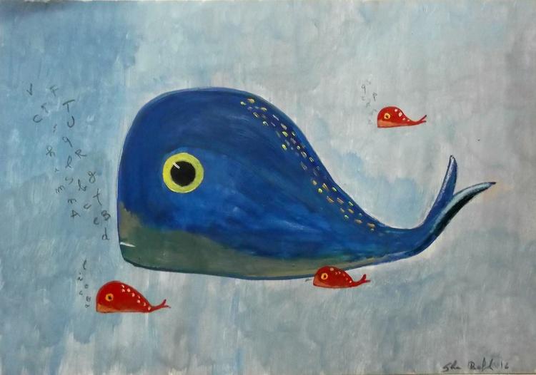 Talking fishes - pesci parlanti - Image 0