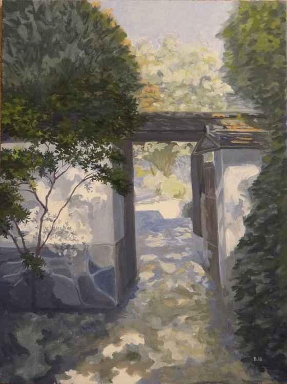Entrance, Japanese Garden