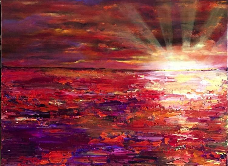 Heavenly Sunset - Image 0