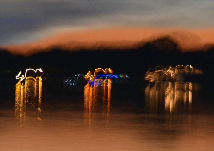 Boat Light Sculptures 2 - Image 0