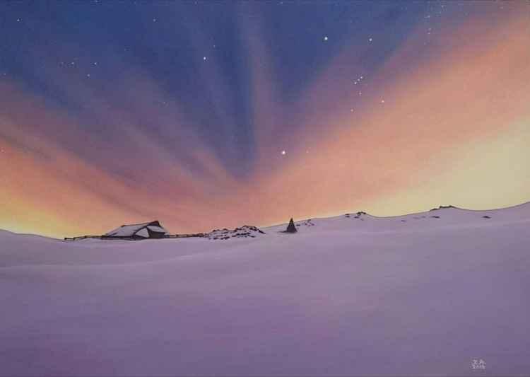 Snow Cabin -