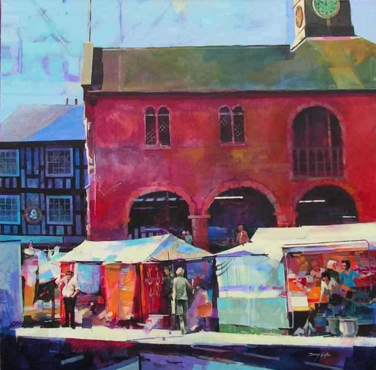 Market Day, Ross-On-Wye