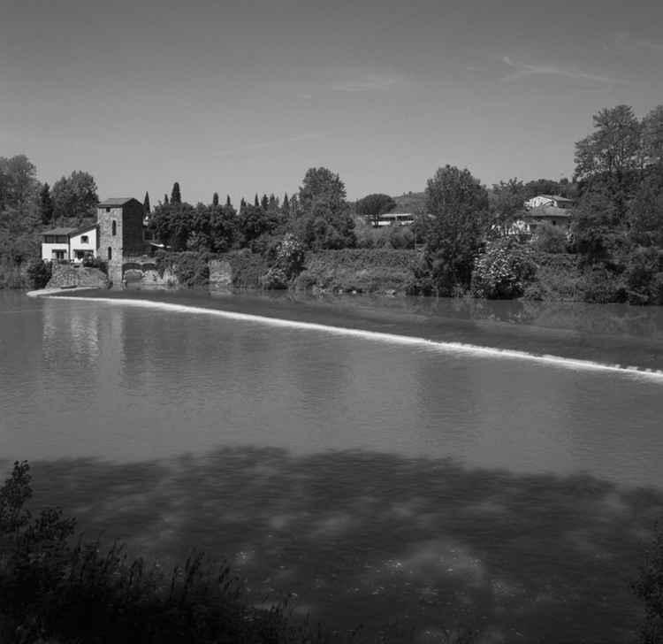 Arno river -