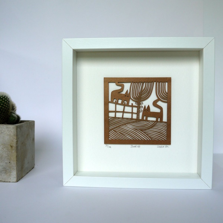 STAND OFF PAPERCUT - Image 0