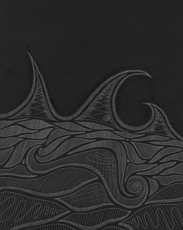 Black Wave 4 - Image 0