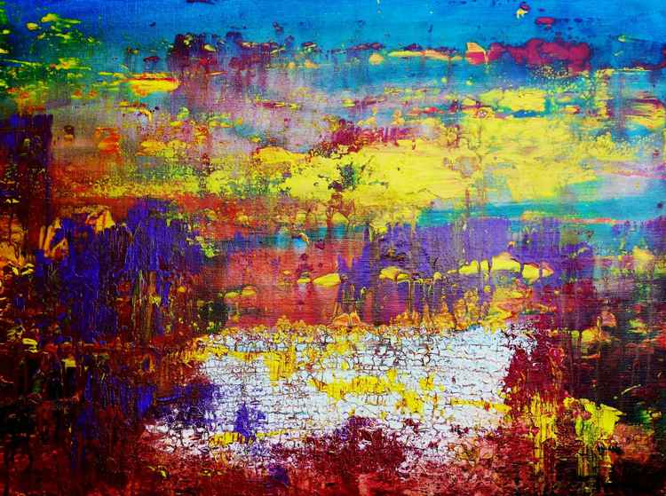 Mystique landscape -