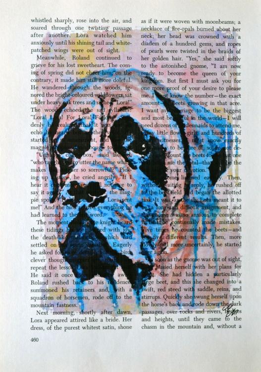 Best Friend on the Vintage Paper - Image 0