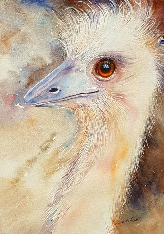 Fair Maiden_ Emu - Image 0