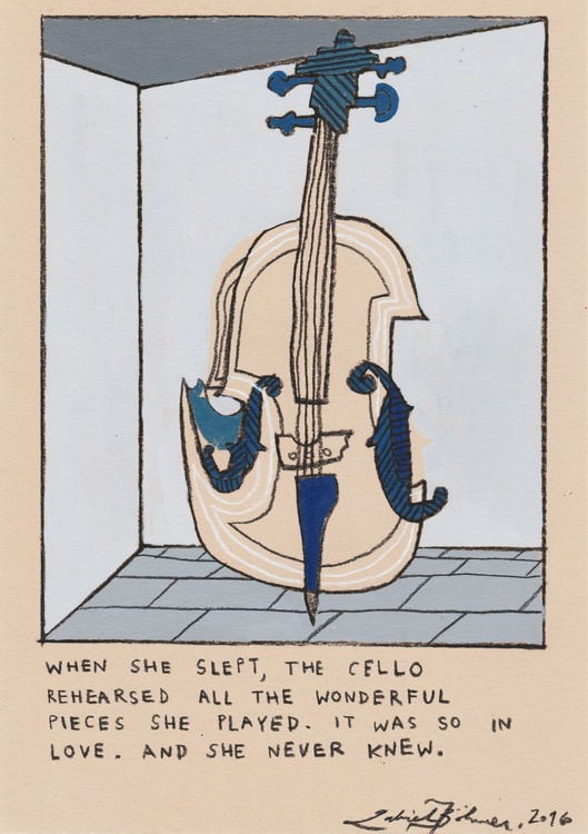 The Cello Rehearsed - Image 0