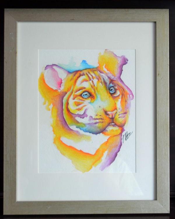 The Tiger Cub - Image 0