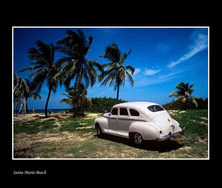 Santa Maria Beach : Cuba