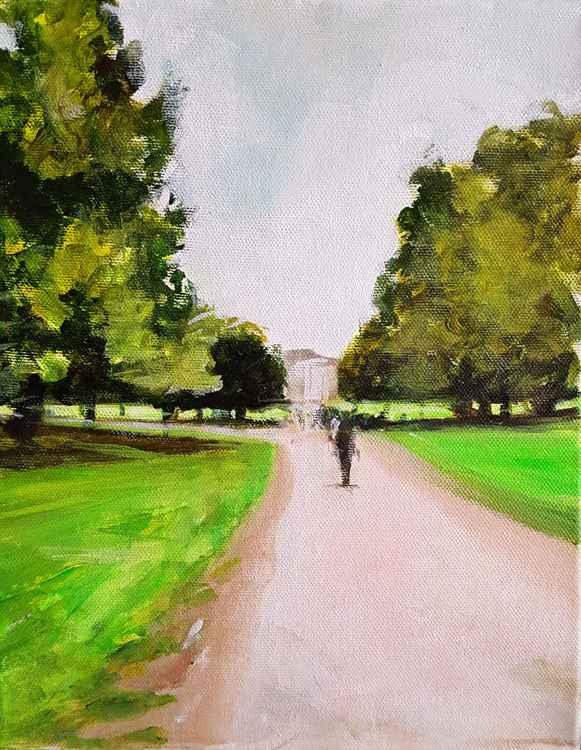 Green Park No.4 -