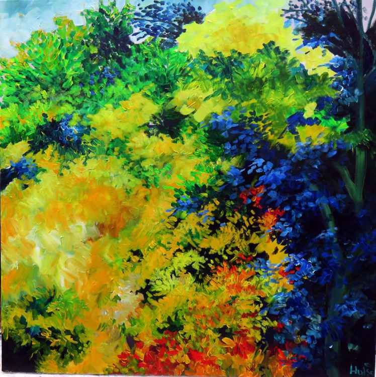 Mapledurham Woods 50 -