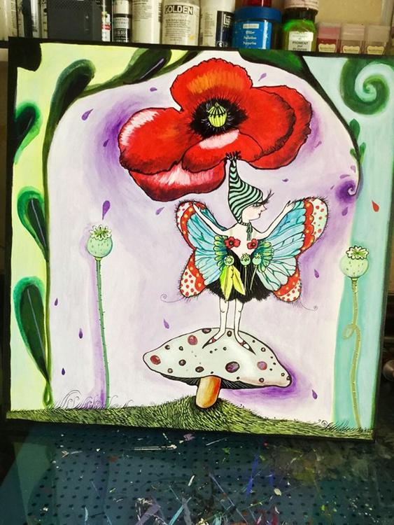 Poppy Fairy - Image 0