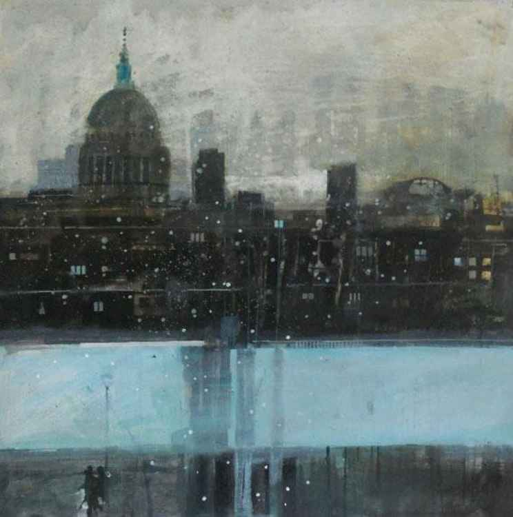 St Pauls from Tate Modern (January 2013)
