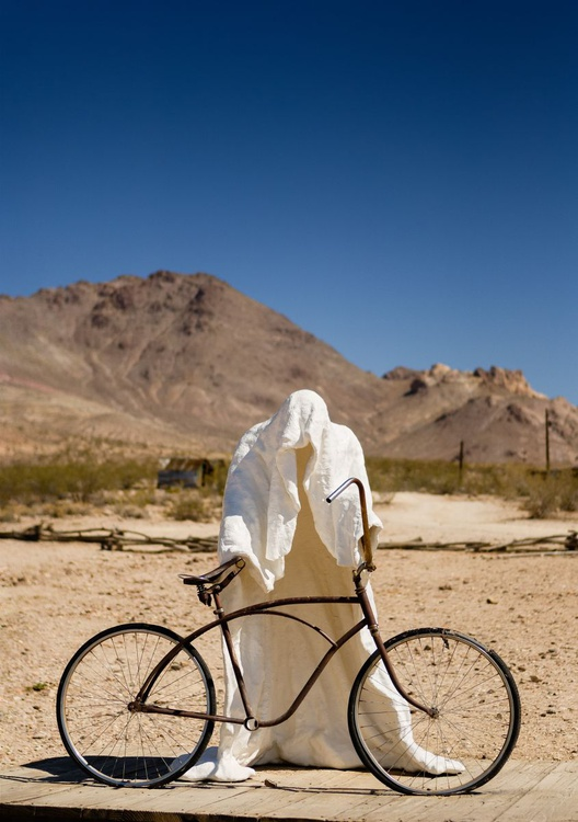 Ghost Rider. (119x84cm) - Image 0