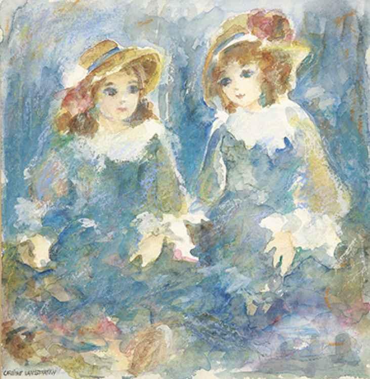 Doll Twins -