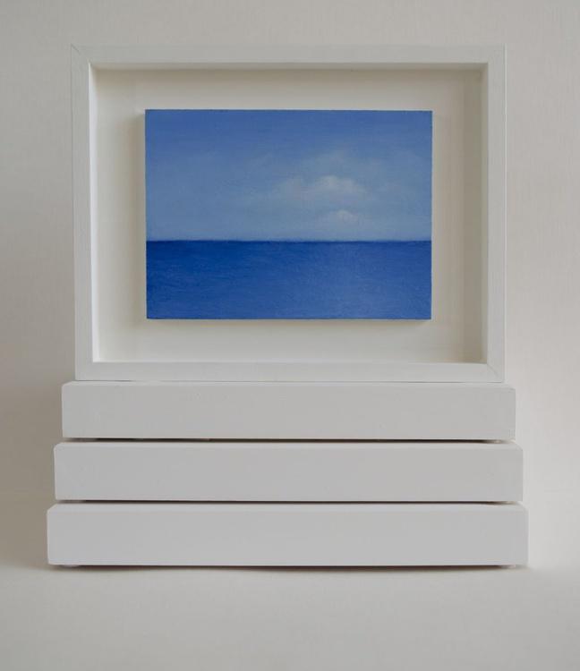 Remain calm,  Seascape miniature - Image 0