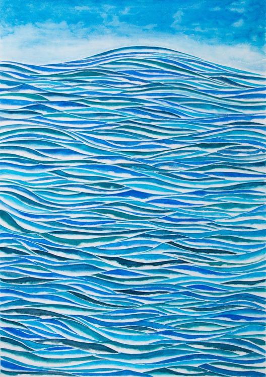 Ocean Rhythms -2 - Image 0