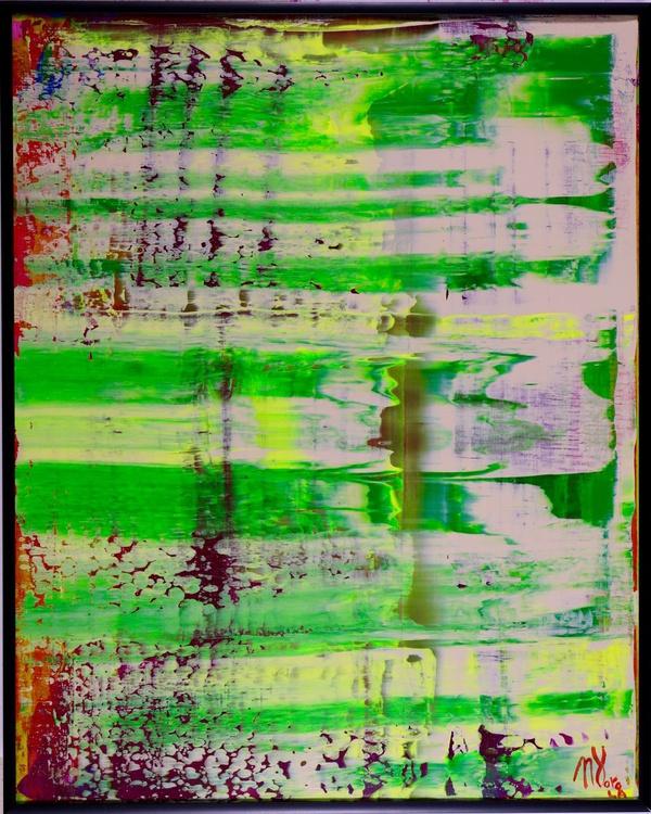Translucent Landscape - FRAMED + SIGNED - Image 0