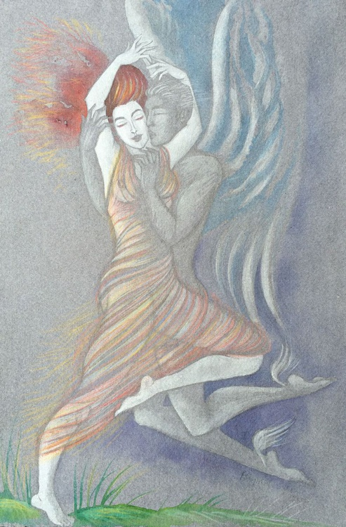 Kissed by an angel - Image 0