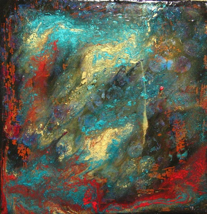 Gold fluid starlight - Image 0