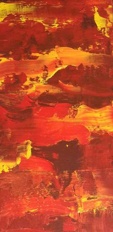 Rising Flame -