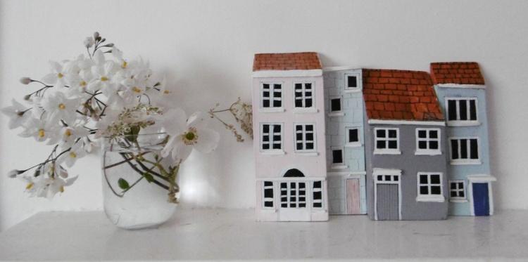 Seaside Houses #5 - Image 0