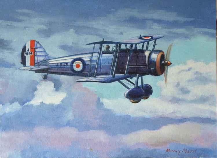 Gloster Gauntlet -