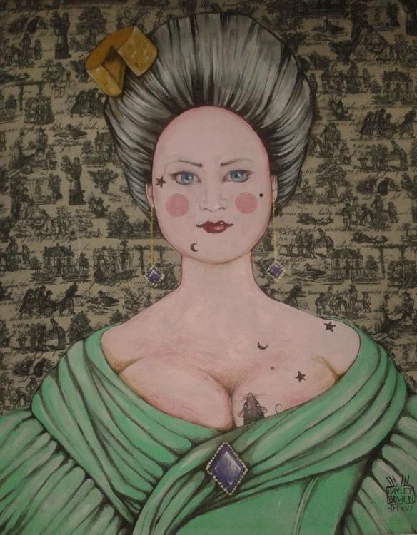 Lady Cheddar Gorge. - Image 0