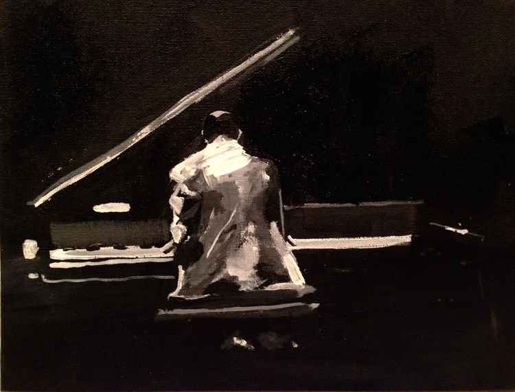 Jazz Pianist -