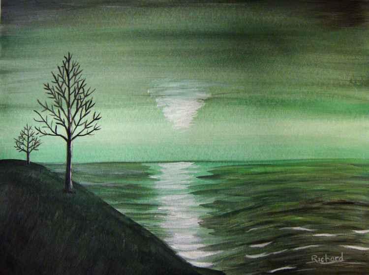 Green Skies -