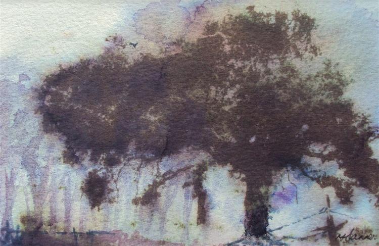Monochrome trees - Image 0