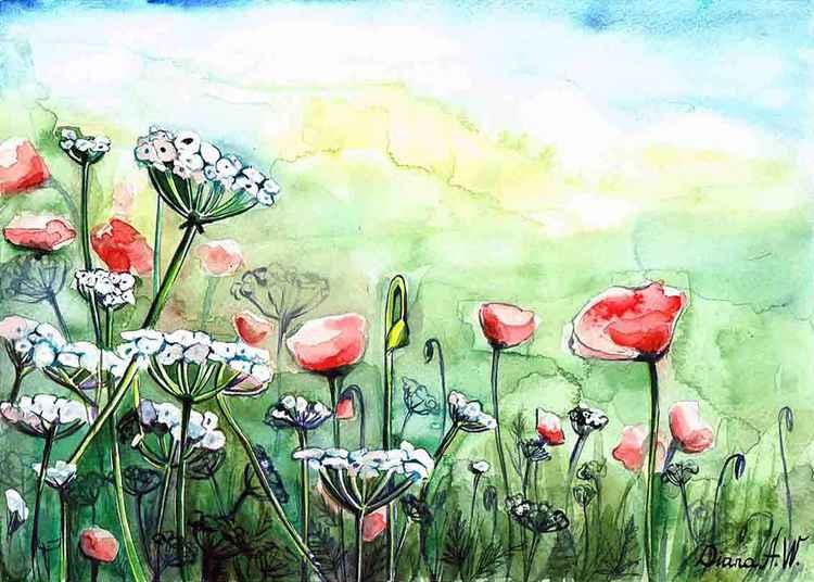 Meadow Flowers -