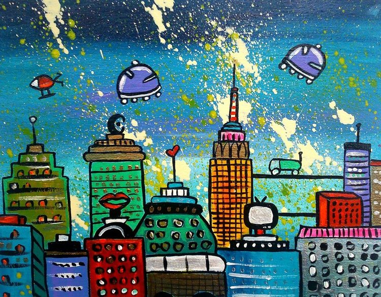 New York Space City - Image 0