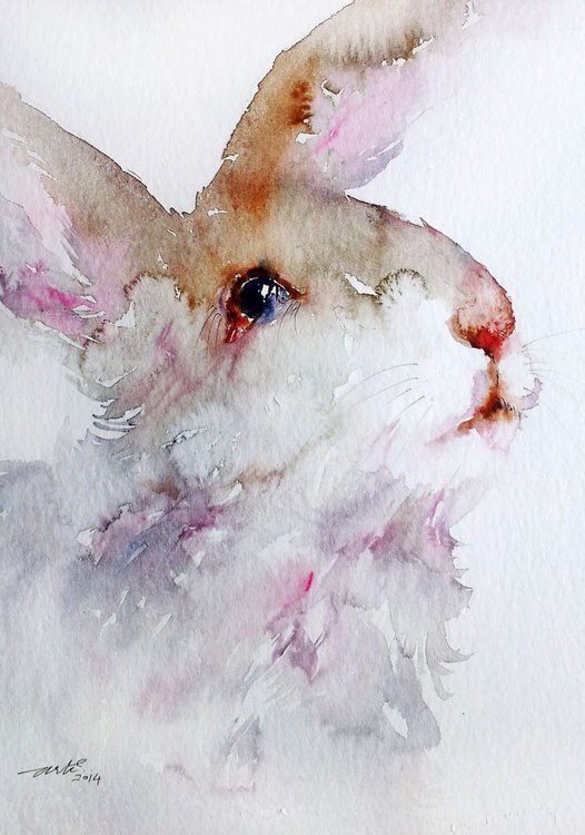 Woolly theWhite Rabbit - Image 0