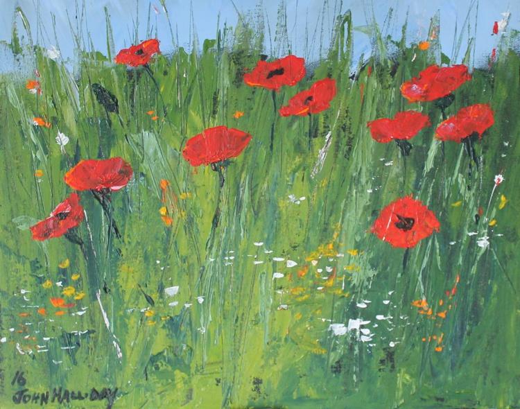 Dancing Poppies - Image 0