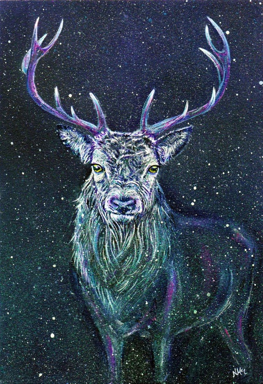 Stag - spirit animal - Image 0