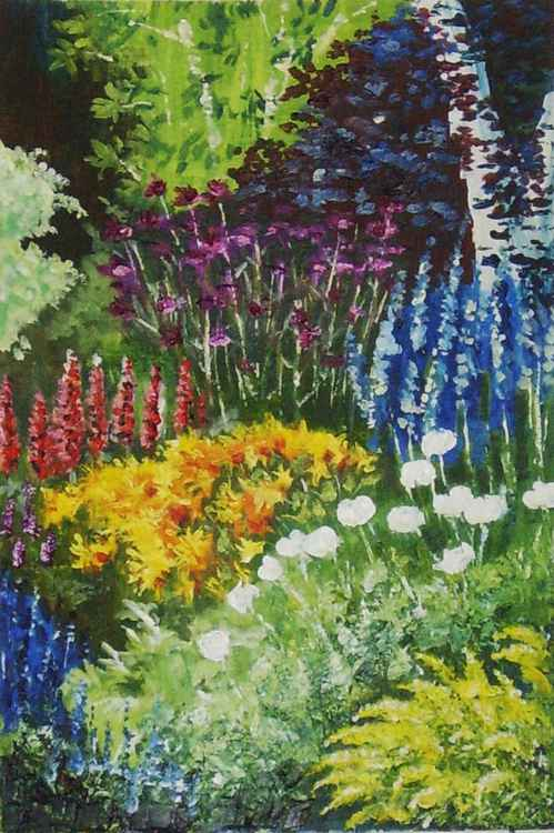 Herbaceous Border 2 -