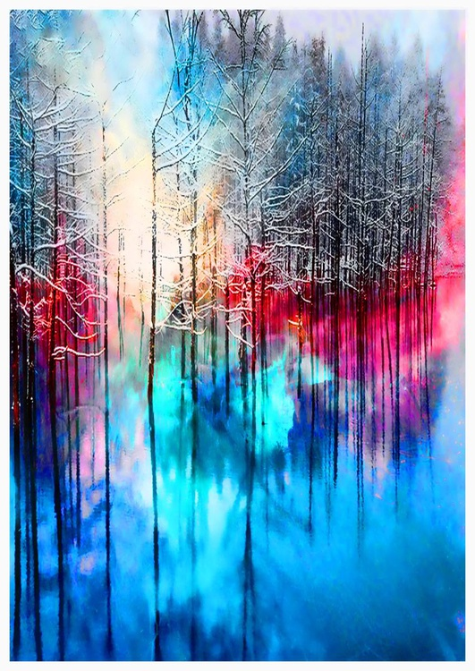 Reflected Forest II - Image 0