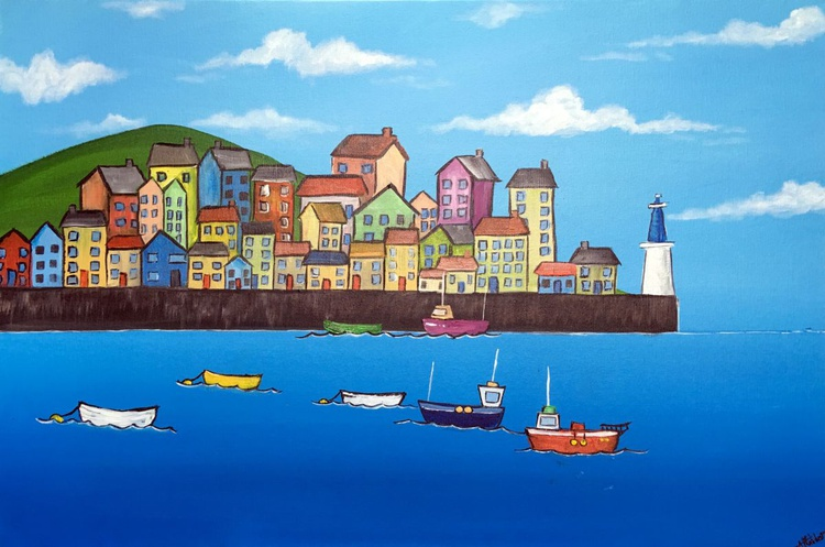 Cheerful Harbour - Image 0